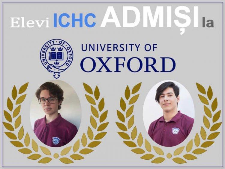 Constanța are cu ce se mândri. Doi elevi constănțeni au fost admiși la Universitatea Oxford