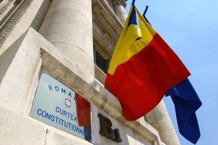 CCR amână sesizările AUR privind învestirea Guvernului Cîţu