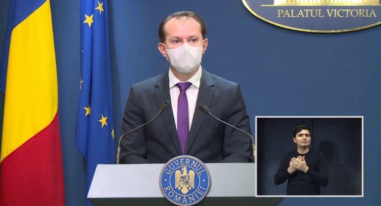 Cîțu: România se va împrumuta în 2021 cu peste 16 miliarde de euro