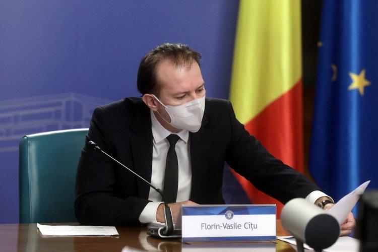 Florin Cîțu, neînduplecat: Cumulul pensiei cu salariul la stat va fi interzis printr-o lege nouă
