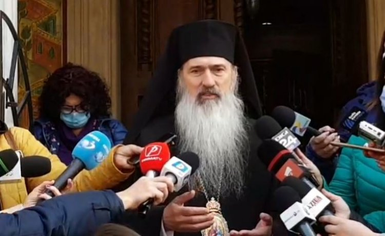 ÎPS Teodosie: Reînființarea Mitropoliei este o reparație morală