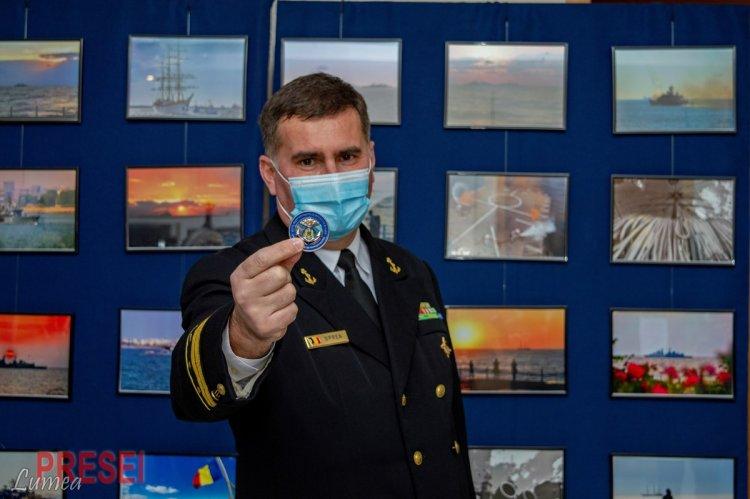 Ovidiu Oprea: Fotografiile cu navele militare sunt cele mai apropiate sufletului meu