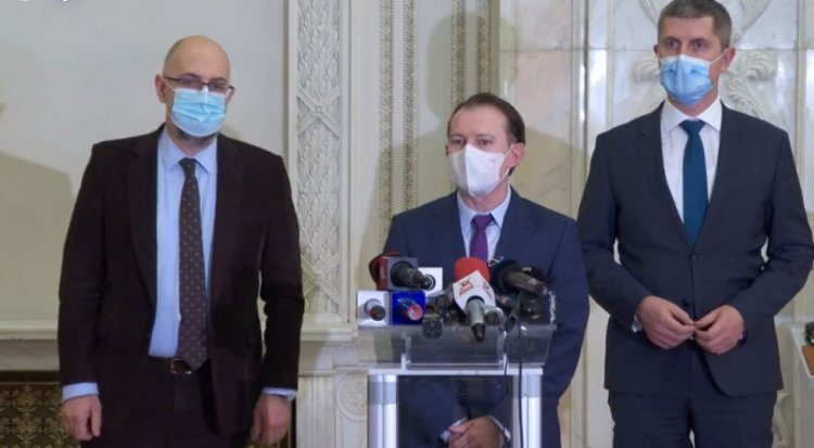 Florin Cîţu: Aşa reconstruim România, avem investiţii record!