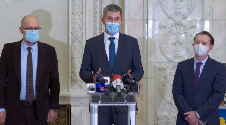 Barna: Există o majoritate parlamentară stabilă. În momentul de față România are un buget.