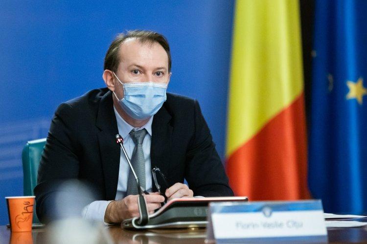 Florin Cîțu: Nu există niciun scenariu în care România intră în lockdown