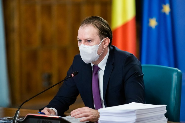 Florin Cîțu anunță că salariile bugetarilor vor fi înghețate și în 2022