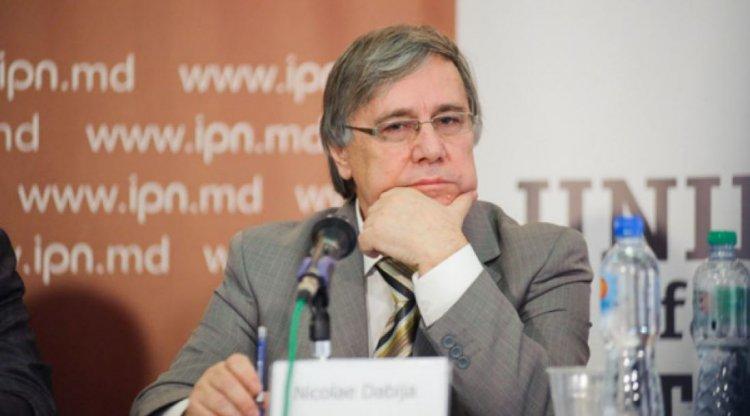 Celebrul scriitor Nicolae Dabija a murit. Era bolnav de COVID-19