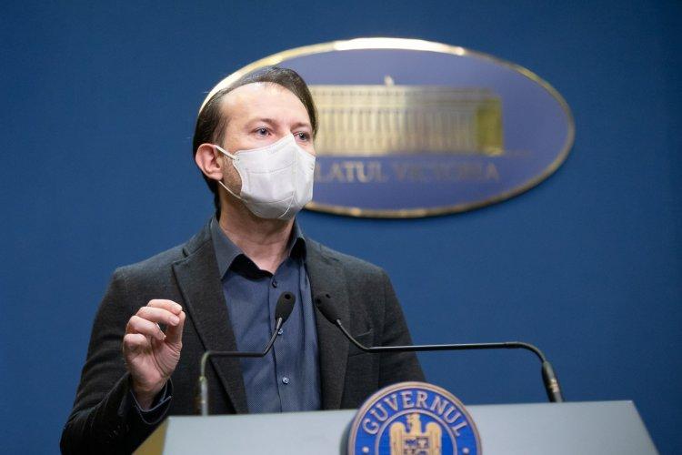 Cîțu: Acțiunile împotriva măsurilor sanitare impuse de Guvern sunt similare cu acțiunea unor teroriști
