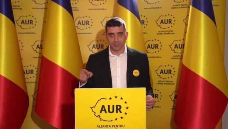 Simion: AUR semnalează un abuz fiscal îndreptat împotriva transportatorilor români