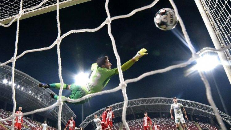 Fotbal - Liga I: UTA Arad - FCSB 0-1