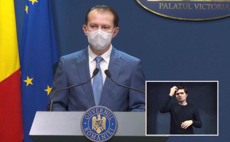 Cîțu îi dă ultimatum lui Voiculescu: Să prezinte raportul cu măsurile pentru valul 3 al pandemiei