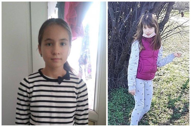 Două minore din Cumpăna, au dispărut fără urmă în timp ce se jucau pe stradă