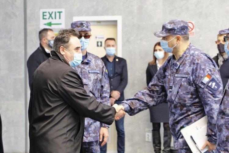 Mihai Lupu: România demonstrează că este un partener de încredere în toate operațiunile militare NATO