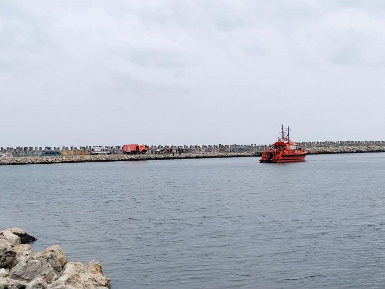 Un bărbat a murit înecat în zona Farului Verde din Portul Tomis