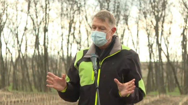 Iohannis: Cine nu respectă normele sanitare şi restricţiile să suporte consecinţele