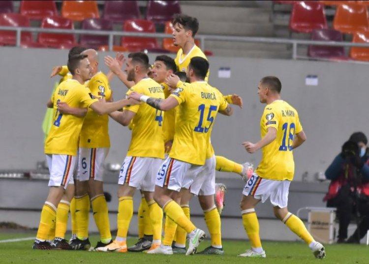 România a debutat cu o victorie în preliminariile CM 2022, 3-2 cu Macedonia de Nord
