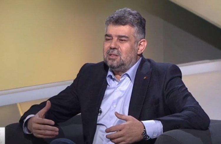 Ciolacu: Lumea a ieșit în stradă din disperare, din sărăcie.