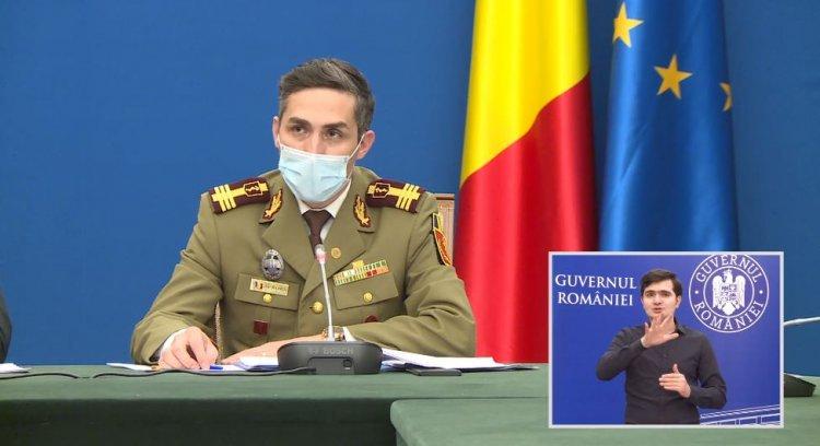 Valeriu Gheorghiță: Se vor putea face programări în centrele deschise 24 de ore din 24