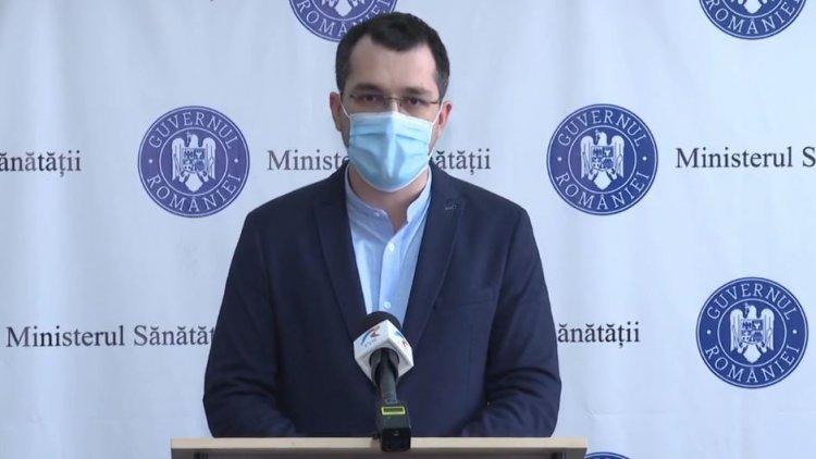 Voiculescu condamnă atacul la medici. În aceste spitale sunt tratați semeni de-ai lor.