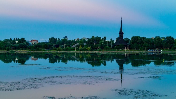 Chițac a inițiat un demers de preluare a lacului Tăbăcărie: A fost lăsat de izbeliște atâta amar de vreme