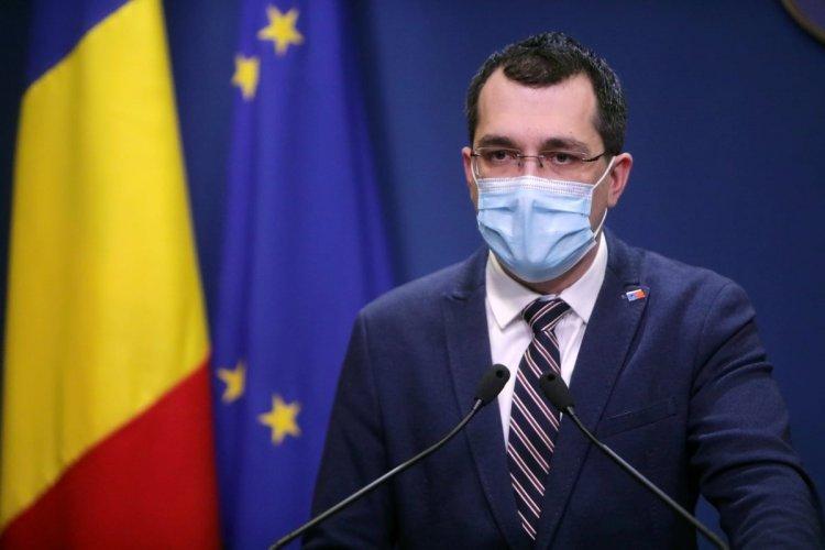 Vlad Voiculescu transmite condoleanţe familiilor victimelor de la Spitalul Victor Babeş