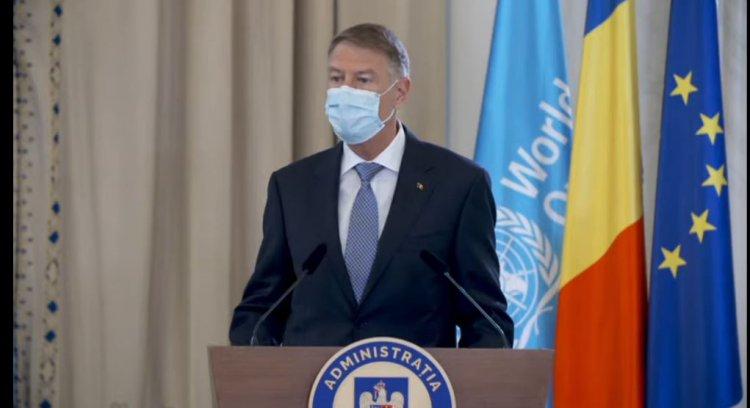 Iohannis: Prea mulți semeni pierd zilnic lupta cu virusul. Sistemul de sănătate este sub o presiune teribilă