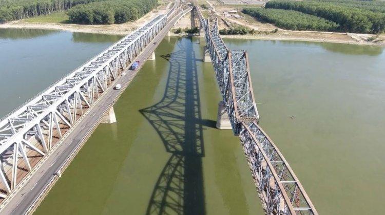 A fost semnat contractul pentru reabilitarea Podului de la Fetești peste brațul Borcea