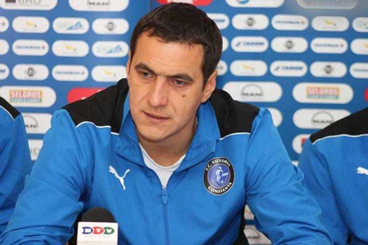 Cătălin Anghel va antrena echipa FC Viitorul Constanța până la finalul sezonului