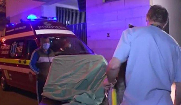Spitalul de Ortopedie Foişor din Bucureşti, evacuat de urgenţă. Oameni operați, scoși în stradă