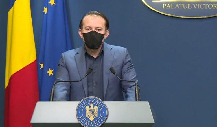 Cîțu: I-am cerut ministrului de Interne o anchetă rapidă și transparentă. Vinovații trebuie să răspundă