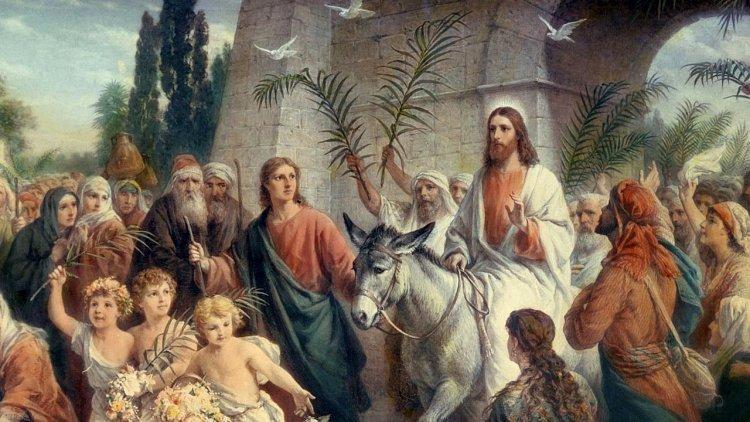 FLORIILE, sărbătoarea care deschide Săptămâna Mare. Tradiții și obiceiuri în Duminica Floriilor