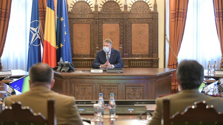 CSAT: România este interesată de soluţionarea conflictelor prelungite din jurul Mării Negre