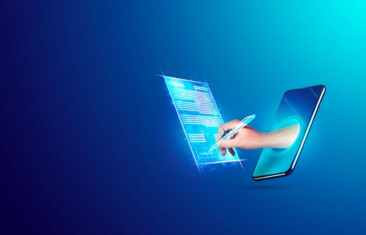 Semnătura electronică va putea fi folosită la încheierea contractului individual de muncă