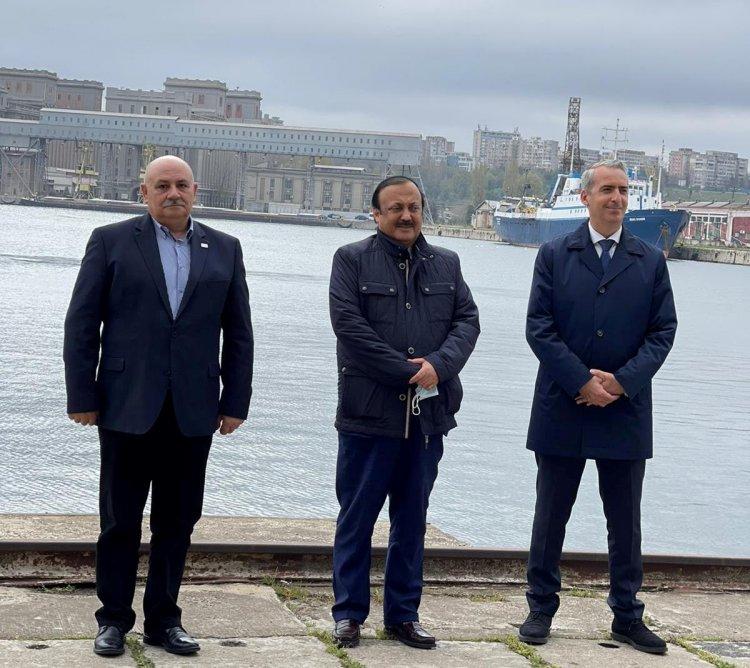 Companii din Emiratele Arabe Unite interesate să extindă afacerile în Portul Constanța