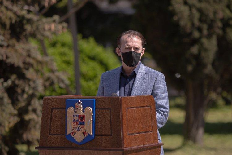 Florin Cîțu: Vreau să redeschidem sezonul estival în siguranță