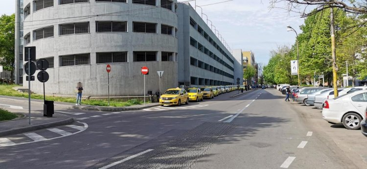 Atenție șoferi! Încep lucrările de reabilitare a carosabilului pe strada Nicolae Iorga