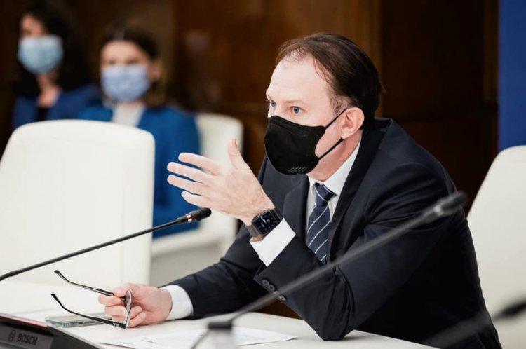 Florin Cîţu: Am solicitat patronatelor să susţină campania de vaccinare anti-COVID