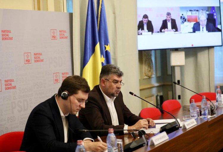 Ciolacu: Guvernanții n-au înțeles că banii din PNRR nu sunt pentru clientela politică