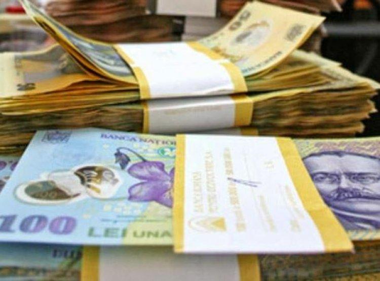 Ministerul de Finanţe a atras 815 mil. lei de la bănci, cu scadenţa în 2031