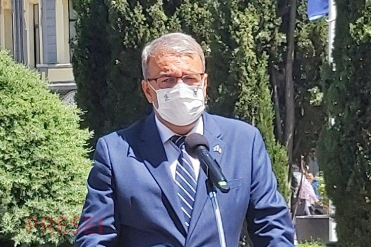 Chițac: Demersul meu în această competiție politică este în favoarea lui Florin Cîțu și nu împotriva lui Orban