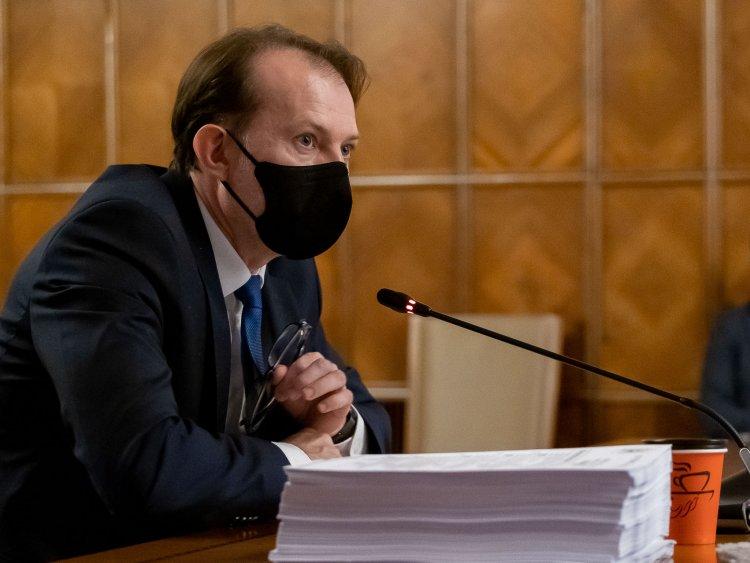 Cîţu: Nu am văzut vreun lider PSD să se implice în campania de vaccinare