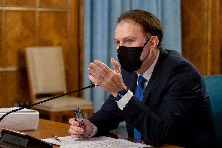 Cîţu: Vom reduce risipa, vom elimina furtul din banul public care a fost practicat ani de zile de PSD