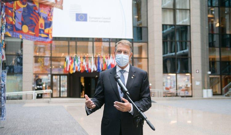 Iohannis: Situaţia avionului deturnat în Belarus, ceva nemaiîntâlnit; trebuie să discutăm despre sancţiuni