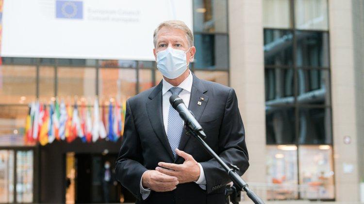Iohannis: Schimbările climatice nu cunosc graniţe naţionale