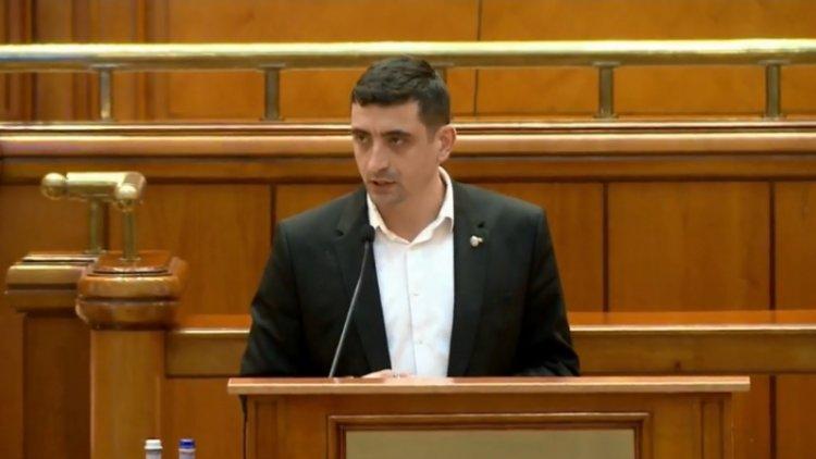 Simion, despre PNRR: Spunem Nu acestui plan și spunem asta în numele românilor.