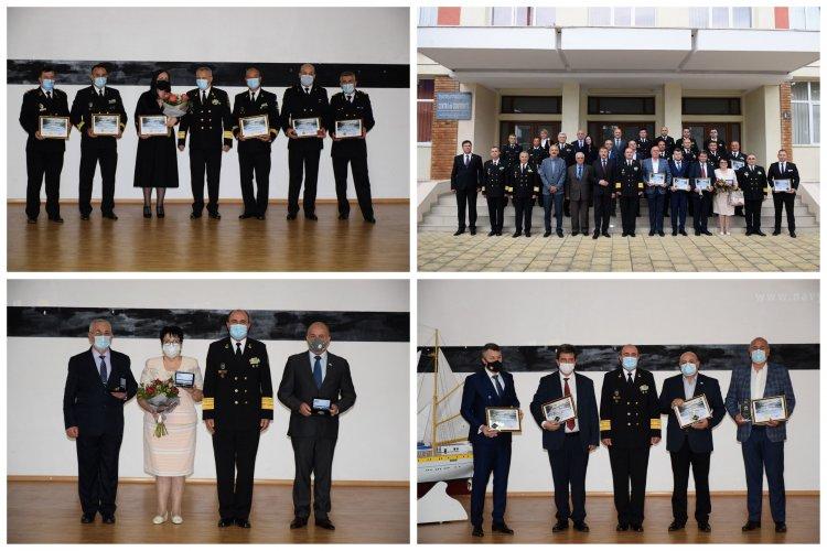 Statul Major al Forţelor Navale şi-a desemnat cei mai buni angajaţi din 2020