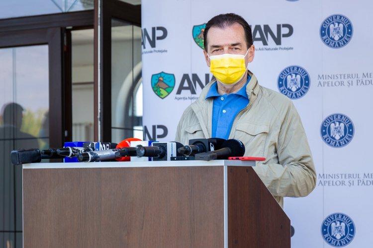 Orban: Voi face campanie până în ultima zi. Mă bazez pe foarte multe voturi din partea PNL Constanţa