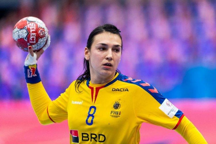 Cristina Neagu, inclusă în echipa ideală a Ligii Campionilor la handbal feminin