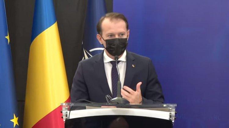 Cîțu, la inaugurarea E-ARC: Vă asigur de sprijinul deplin al Guvernului, dar și de al meu, personal