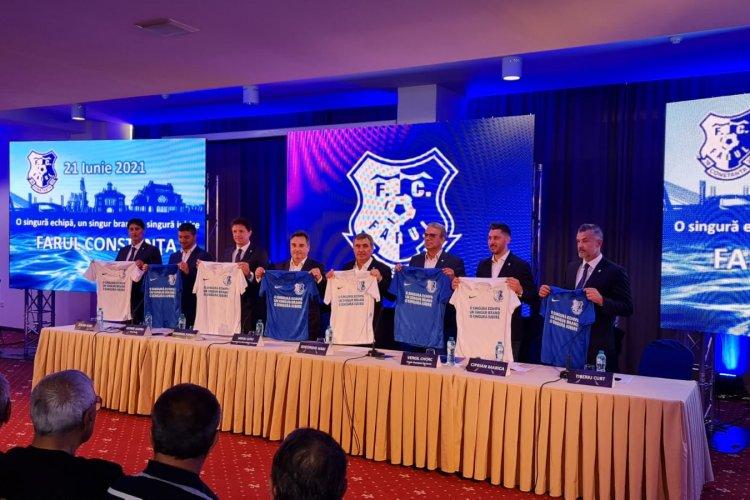 Chițac: Începând de astăzi, Farul Constanța este un club mai puternic decât a fost vreodată